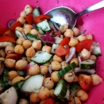 Recipe: Loaded Chickpea Salad