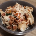 Recipe: Turkey Bolognese