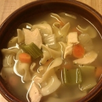 Recipe: Chicken Noodle Soup