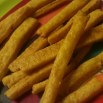 Recipe: Cheese Straws (Cheez Its)
