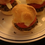 Recipe: Black Bean Burgers