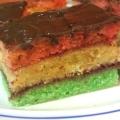 Recipe: Tri-Color Venetian Cookies