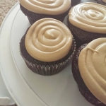 Recipe: Kahlua Cupcakes