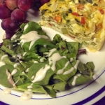 Recipe: Vegetable Quiche