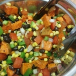 Recipe: Black Bean and Sweet Potato Bowls
