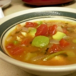 Recipe: Mexican Hot Flower Soup