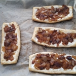 Recipe: Caramelized Onion and Goat Cheese Tarts