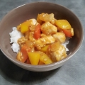 Recipe: No Fry Sweet and Sour Chicken