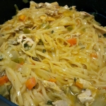 Recipe: Thai Chicken Noodle Soup