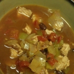 Recipe: Chicken Tortilla Soup