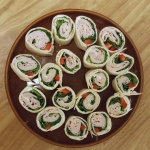 Recipe: Turkey Pinwheels