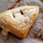 Recipe: Pear, Walnuts, Cheese Turnovers