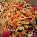 Recipe: Vegetable Pad Thai