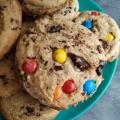 Recipe: M&M Cookies
