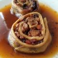 Recipe: Fleischnacka (Meat Snails)