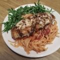 Recipe: Chicken Parmigiana