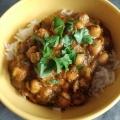 Recipe: Chana Palak Masala