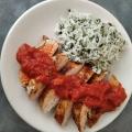Recipe: Romesco Chicken