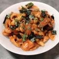 Recipe: Miso Mushroom Pasta