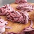 Recipe: Beet Pasta
