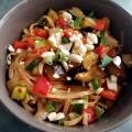 Recipe: Vegetable Pad Thai