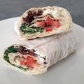 Recipe: Vegetable Hummus Wraps