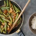 Recipe: Chicken with Snow Peas
