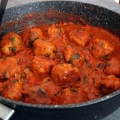 Recipe: Tikka Masala Meatballs