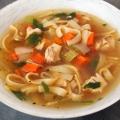Recipe: Chicken Noodle Soup